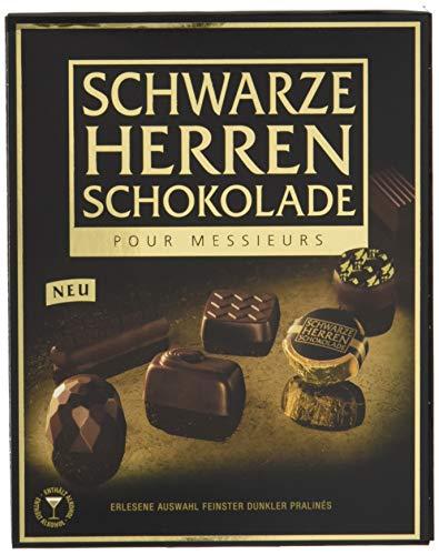 Sarotti Schwarze Herren Pralinen, 124g