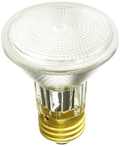 Sylvania 14502 50 Watt PAR20 Narrow Flood Light Bulb 30 Degree Beam Spread 120 Volt 50PAR20,  2 Pack