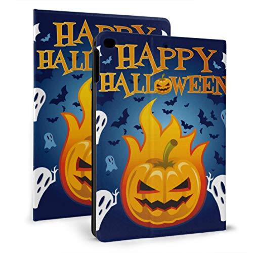 Ipad Travel Case Cool Halloween Creep Fun Ghost Latest Ipad Cover For Ipad Mini 4/mini 5/2018 6th/2017 5th/air/air 2 With Auto Wake/sleep Magnetic Cover Ipad