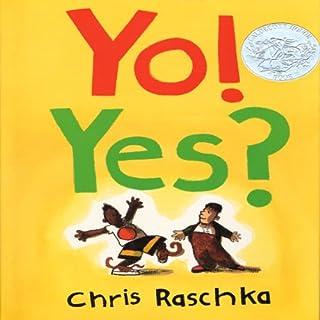 Yo! Yes? audiobook cover art