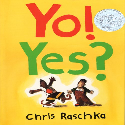 Yo! Yes? audiobook cover art