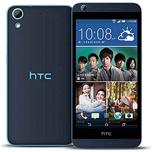 HTC Desire 626G Smartphone (12,7 cm (5 Zoll) Display, 8GB interner Speicher, Android 4.4 OS) Lagoon Blau