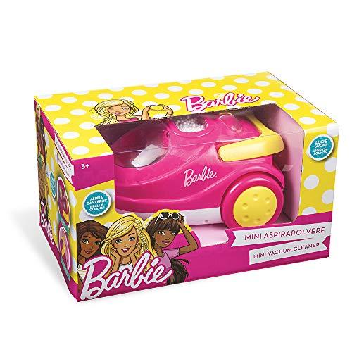 Grandi Giochi, Aspirapolvere di Barbie, GG00532, Colore Rosa