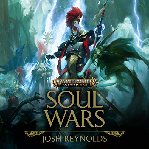 Soul Wars: Warhammer Age of Sigmar, Book 1