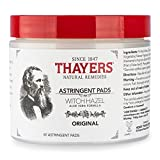 Thayer Henry Witch Hazel Pads (60 Pads)