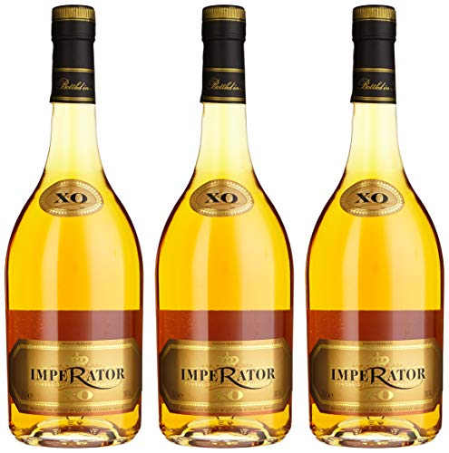 Brandy Imperator XO 1 Jahr 38° QS (3 x 0.7 l)