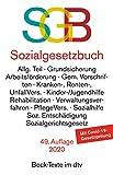 Sozialgesetzbuch mit Sozialgerichtsgesetz, mit Sozialgerichtsgesetz (Beck-Texte im dtv)