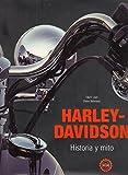 HARLEY DAVIDSON. HISTORIA Y MITO