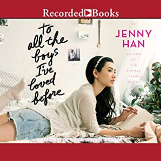 To All the Boys I've Loved Before                   Written by:                                                                                                                                 Jenny Han                               Narrated by:                                                                                                                                 Laura Knight Keating                      Length: 8 hrs and 22 mins     162 ratings     Overall 4.6
