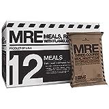 MEAL KIT SUPPLY Emergency Food Ration Packet, 140 oz, PK12