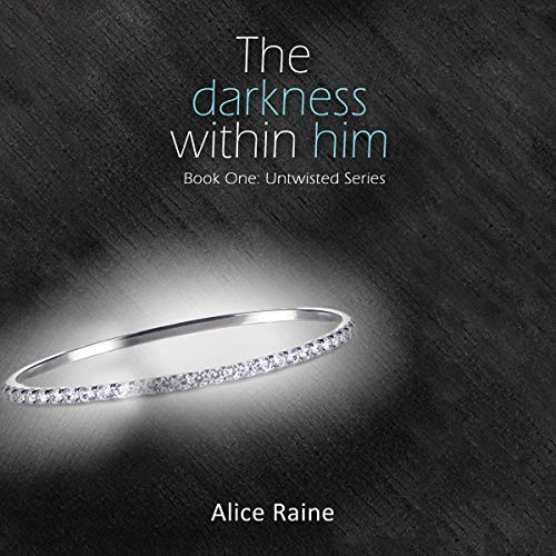 The Darkness Within Him audiobook cover art