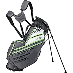 """Top Diameter: 10.5"""" Top Dividers: 14-way Full-Length Dividers: 14 14-way divided top with full-length dividers for maximum organization Putter well designed to fit oversized grips"""