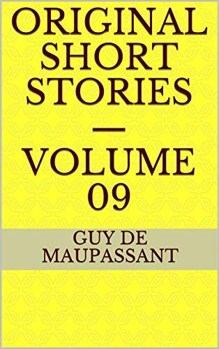 Original Short Stories — Volume 09 (English Edition)