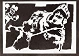 Poster Clash Royale Príncipe Grafiti Hecho a Mano - Handmade Street...
