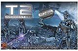 Pegasus Hobby 1/32 Terminator 2 T-800 end-Skeleton (5 Body Set) Chrome Plated Specification Plastic Model kit PH9217