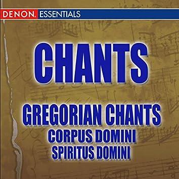Corpus Domini - Spiritus Domini