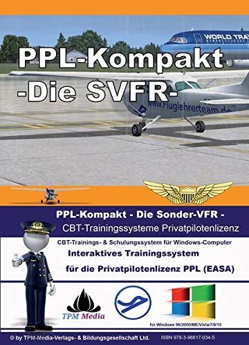 PPL-Kompakt - Die SVFR - Sonder-VFR für den Flugfunk BZF II & BZF I: Lernsoftware für die Prüfungsvorbereitung bei der Bundesnetzagentur