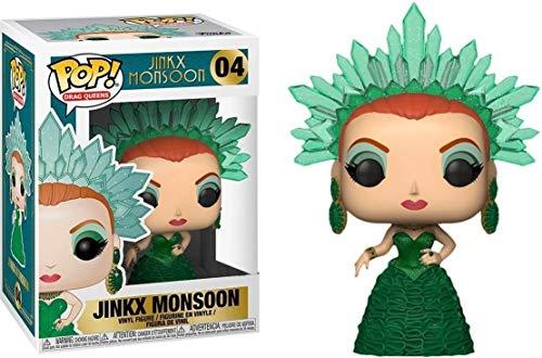 Funko Pop! Drag Queens Jinkx Monsooon #04 Vinyl Figure