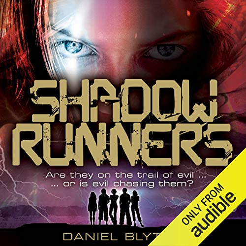 Shadow Runners cover art
