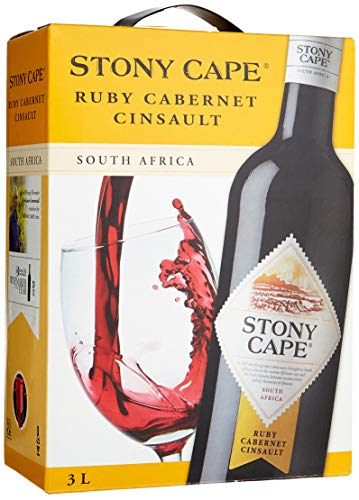Stony Cape Ruby Cabernet-Cinsault Südafrika trocken Bag-in-Box (1 x 3 l)