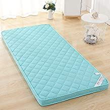 Tatami Floor Mat, Foldable Non-Slip Thick Japanese Sleeping Bed Mattress, Easy to Carry,B,90 * 200cm/35 * 79inch