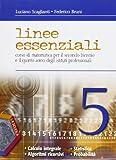 Linee essenziali. Per gli Ist. professionali. Con espansione online: 5