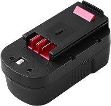 GatoPower HPB18 Vervanging voor Black and Decker 18V 3Ah Accu Ni-Mh HPB18-OPE FS18BX Firestorm A18 CDC18GK2 NST2018 FS180B...