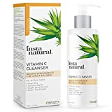 Best Anti Aging Face Washes - InstaNatural Vitamin C Facial Cleanser - Anti Aging Review