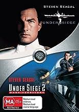 Under Siege / Under Siege 2 Dark Territory | NON-USA Format | PAL | Region 4 Import - Australia
