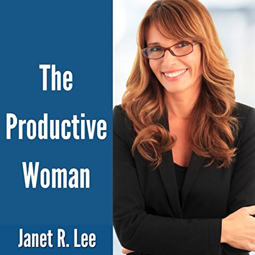 The Productive Woman audiobook cover art