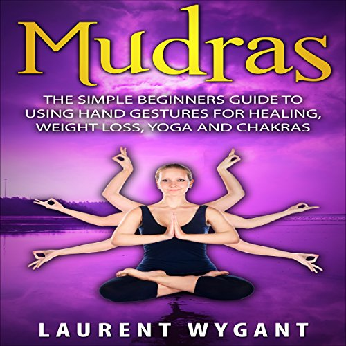 Mudras audiobook cover art