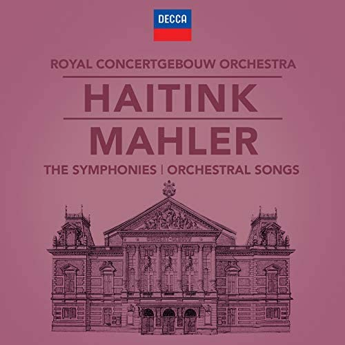 Bernard Haitink & Royal Concertgebouw Orchestra