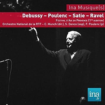 Debussy - Poulenc - Satie - Ravel