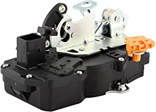 Qiilu Door Latch & Lock Actuator Motor Assembly Rear Right Fits for Chevrolet Impala 2006 2007 2008 2009 2010 2011 931-333 20790500