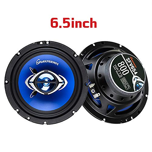 Speakfriends coaxial car speakers 6.5