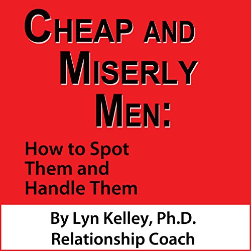 Cheap Men audiobook cover art