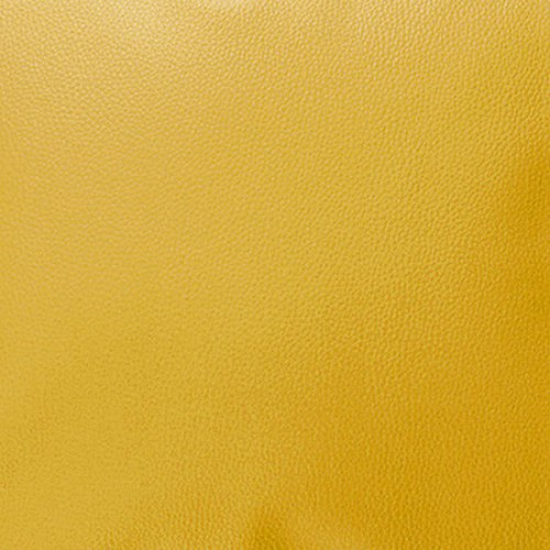 Carillo Tessuto Ecopelle al Metro Fluo 450 gr/mq Finta Pelle h. 140 cm R028 Giallo