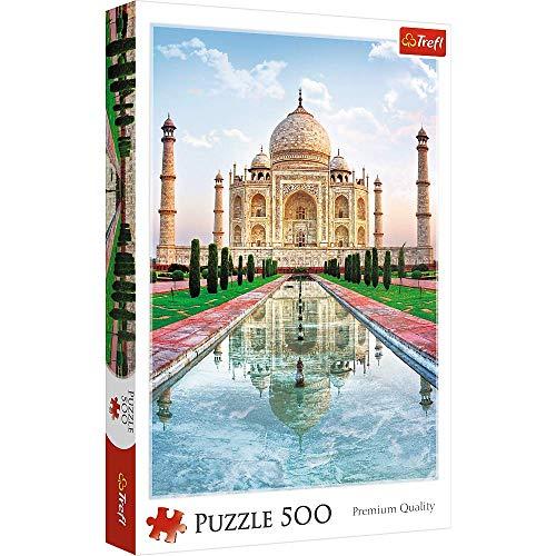 Taj Mahal   Puzzle (500 piezas), diseño de la India