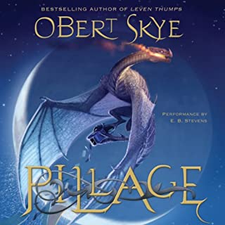 Pillage audiobook cover art