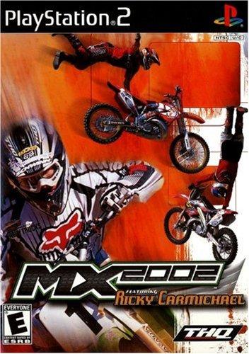 Mx 2002 featuring Ricky Carmichael [Import: Francia]