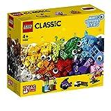 LEGO Classic - Ladrillos y Ojos, juguete didáctico y divertido para construir (11003) , color/modelo surtido