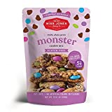 Miss Jones Baking Monster Cookie Mix - Gluten Free, 25% More Chocolate, 50% Lower Sugar, Lactation Cookie, Naturally Sweetened Desserts & Treats