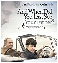 And When Did You Last See Your Father? [Reino Unido] [DVD]