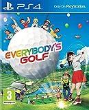Everybody's Golf PS4 - PlayStation 4 [Edizione: Francia]