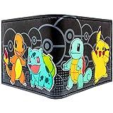 Pokemon Charmander Antipasti Nero portafoglio