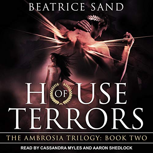 House of Terrors: Sons of the Olympian Gods audiobook cover art