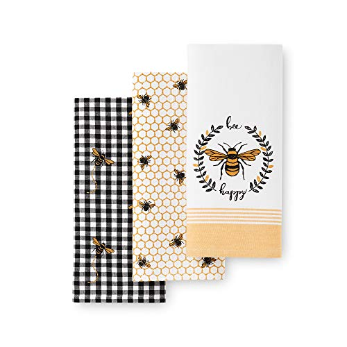 Top 10 Best Selling List for bee kitchen towels