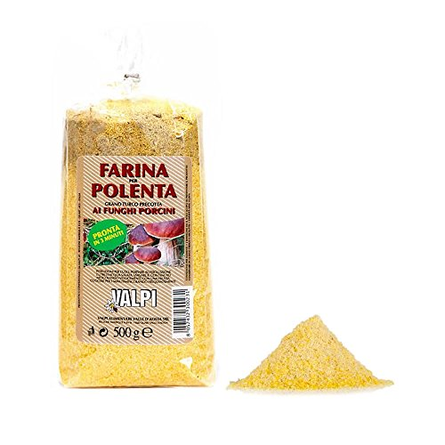 Valpi - F. polenta funghi porcini 500g