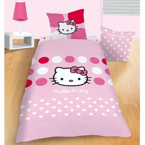Parure de lit Hello Kitty Sophie