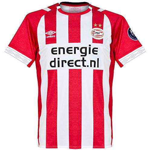 Umbro 2018-2019 PSV Eindhoven Home Football Soccer T-shirt shirt